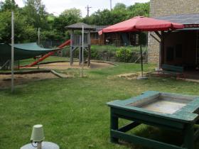 Unser Garten ...